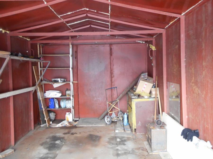 Модернизация гаража своими руками 32