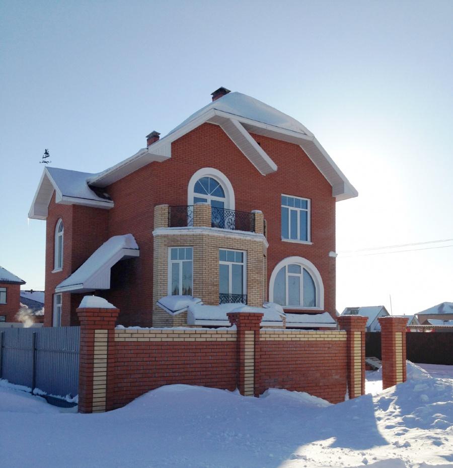 Недвижимость в барнауле дома коттеджи с фото
